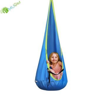 Wondrous Yumuq Custom Indoor Outdoor Hanging Kids Children Teardrop Pod Swing Hammock Chair Buy Pod Swing Kids Swing Pod Hanging Swing Chair Product On Uwap Interior Chair Design Uwaporg
