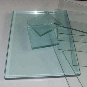 China manufacturer large glass panels for sale, greenhouse glass panels