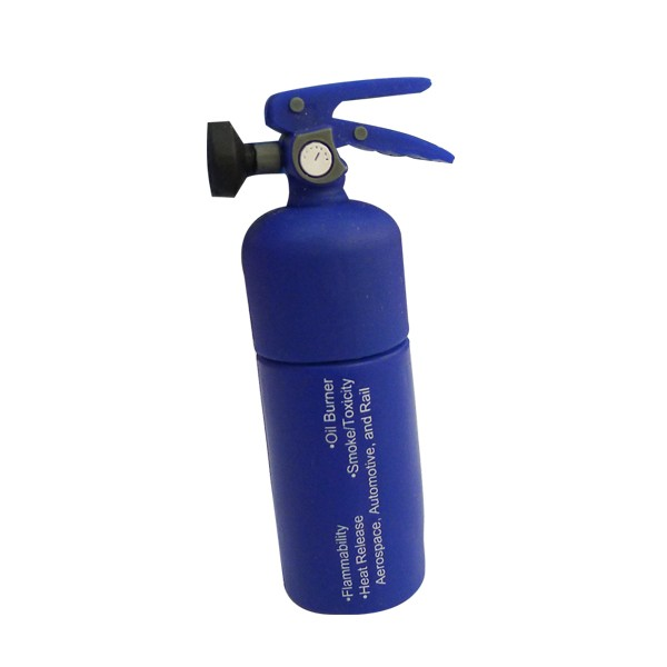 Unique design usb stick customized logo pvc fire extinguisher usb flash drive with cheap price
