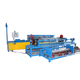stainless steel machinery chain link fence making machine/diamond mesh for specifications