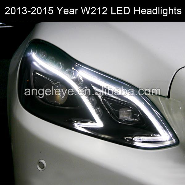 For Mercedesbenz W212 E320 Headlight Fit For Original Car With Hid ...