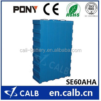 large capacity lithium battery SE60 for Energy storage system, power battery pack