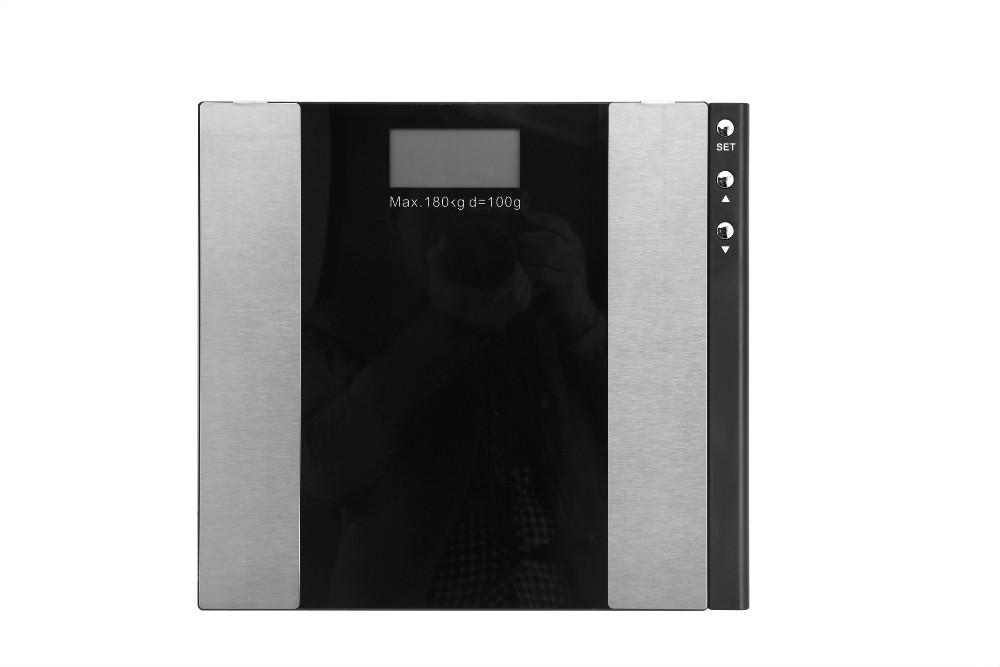 Factory price digital human weighing bluetooth body fat livestock scale