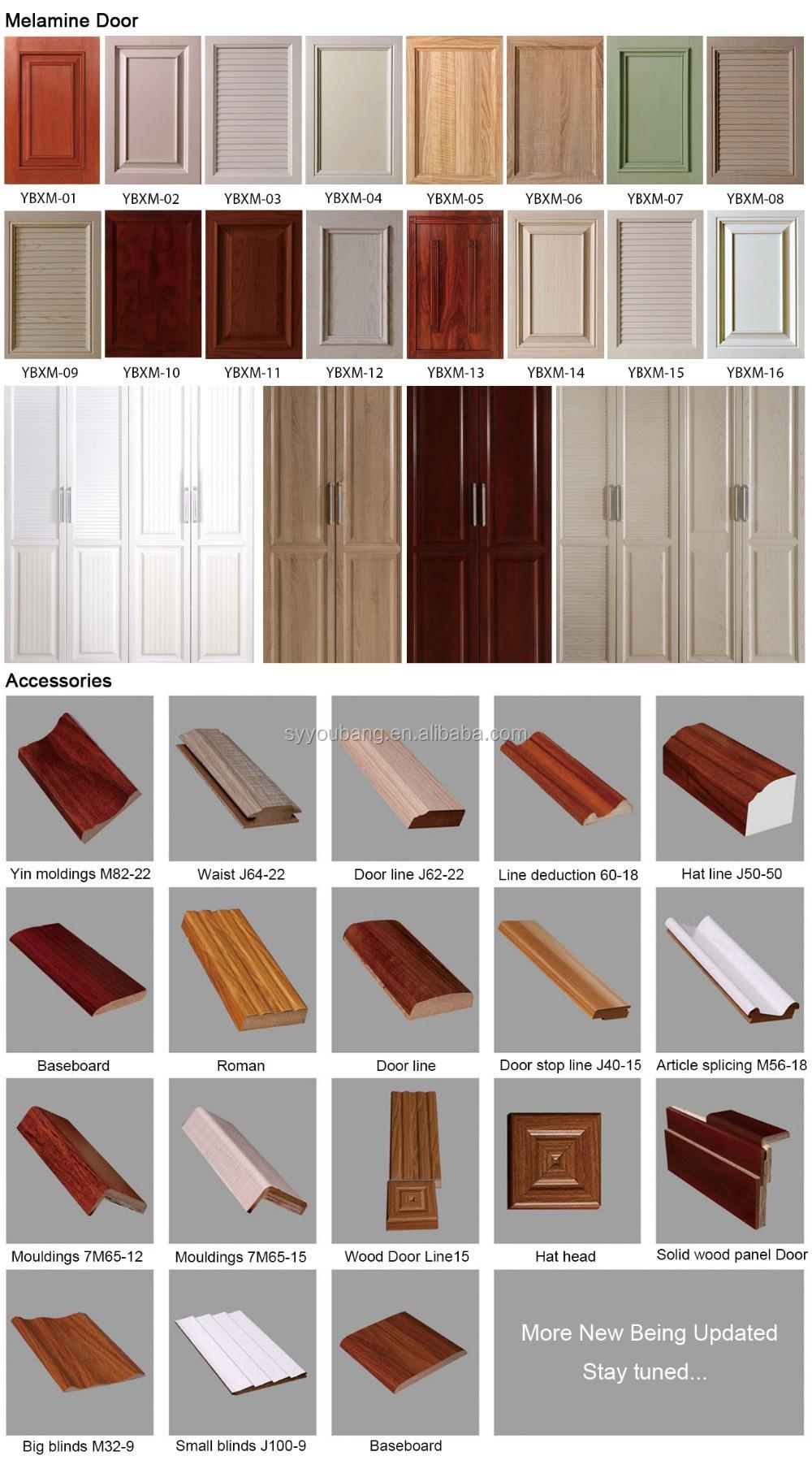 China solid wood kitchen cabinets doors china solid wood kitchen - Hot New Model Kitchen Cabinet Aluminium Kitchen Cabinet Doors