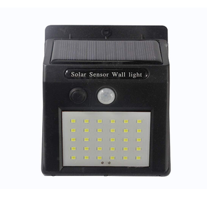 Solar Lamp Motion Sensor SL-80/ Garden Fence Solar Light / LED Solar Light