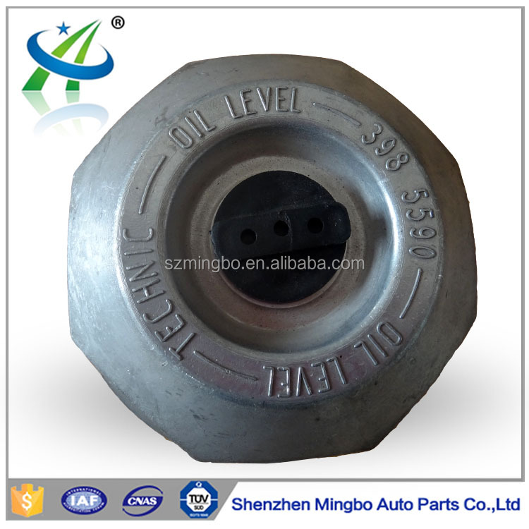 after market auto accessories wheel hub cap wheel hub cover for VOLVO OEM 3985590 made in china