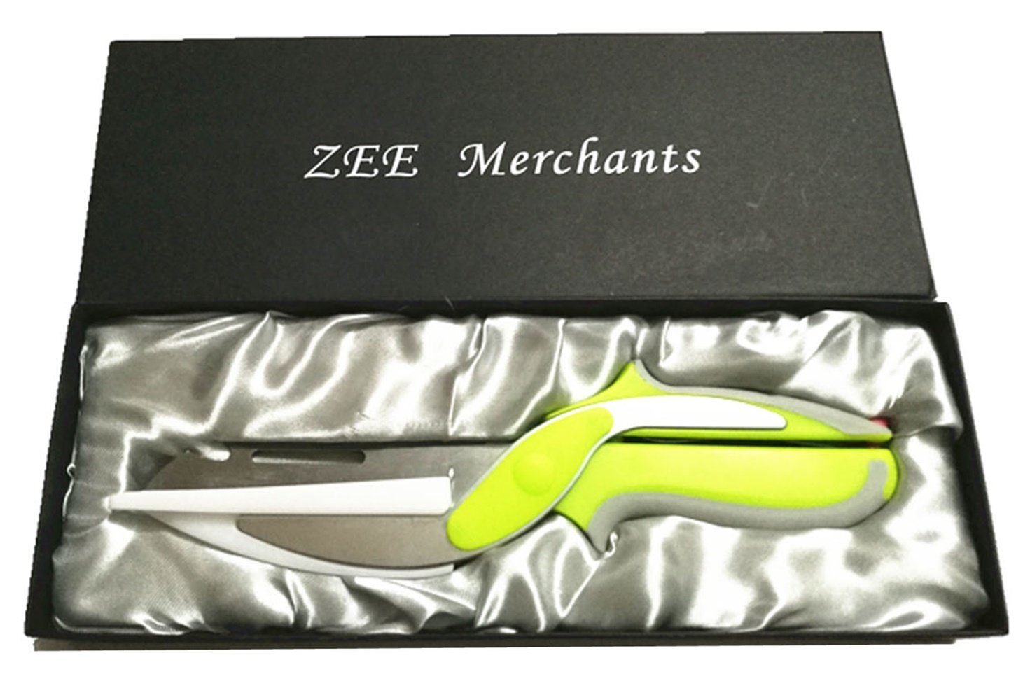 BEST MULTIPURPOSE Kitchen SHEARS With Cutting Board, POULTRY SHEARS, Vegetable Peeler, Fish Scaler, And Bone Cutter