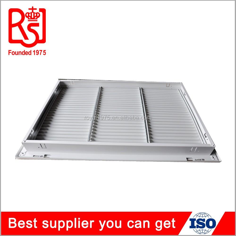Diffusori Lineari Aria Condizionata più nuovo hvac alluminio soffitto diffusore d'aria griglia di aria  condizionata lineare di scarico filtro aria di ritorno - buy griglia di  aria di