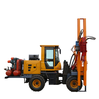 Malaysia best-selling types of piling rigs guardrail pile driving machine,  View malaysia piling, Nuoman Product Details from Shandong Nuoman
