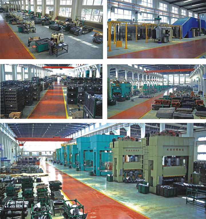 Densen Customized mineral machinery series product of Rolling mortar wall