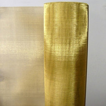 60 100 mesh brass metal wire screen mesh