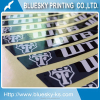 Bicycle Motorcycle Wheel Tire Rim Stickers, styling accessories.