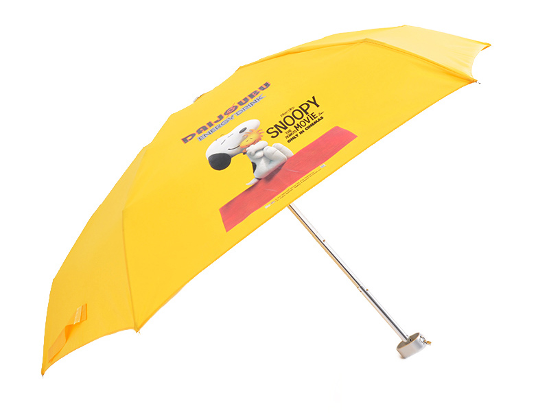 5 Folding Mini Umbrella, Rain and Sun Umbrella