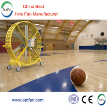 Hot hot sell 2.6m big portable industrial fan with best price