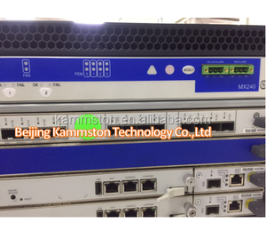 Juniper MX240 2*RE-S-1800X4 2*SCBE 1*MX-MPC3E-3D 1*MIC-3D-10XGE-SFPP MX240
