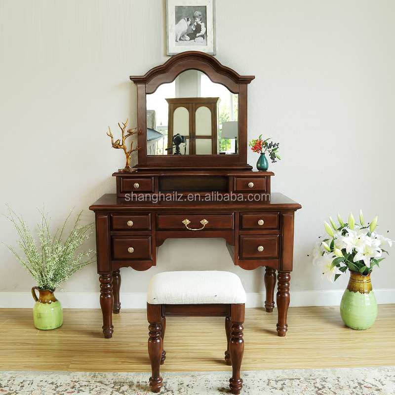 Antique Vanity Tables, Antique Vanity Tables Suppliers And Manufacturers At  Alibaba.com