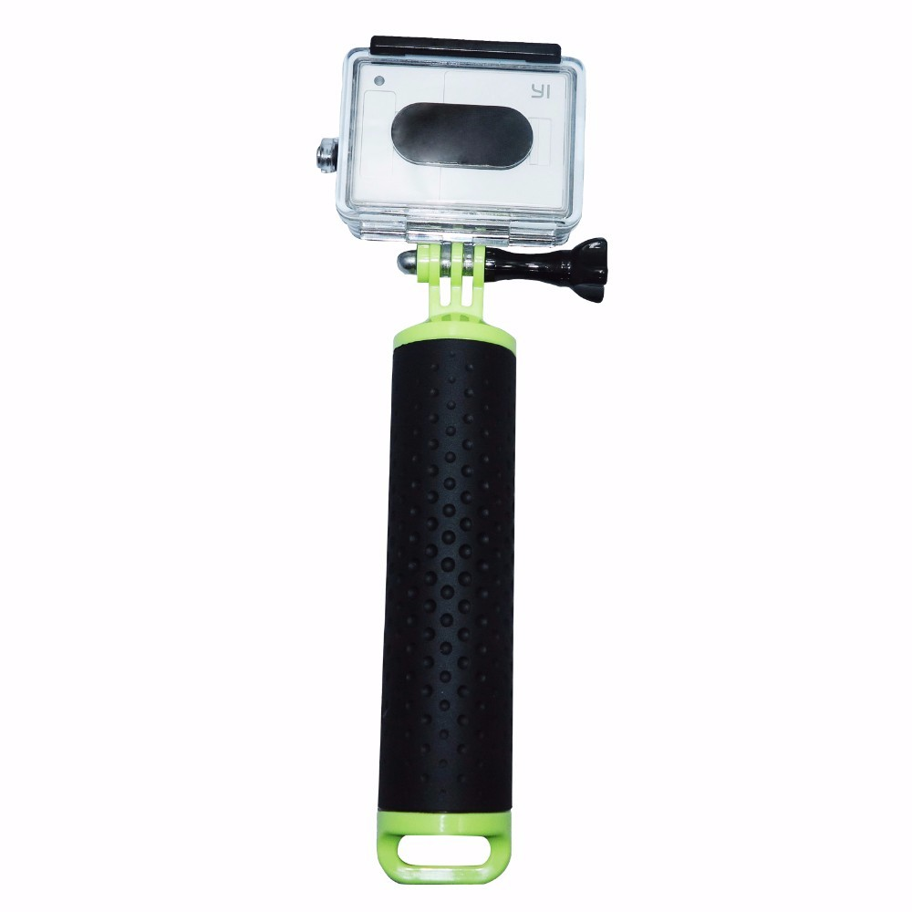 High Quality Anti-slip Gopro Floating Bobber Stick Floaty Handheld Monopod Pole Hand Grip for Go pro Hero 4 3+ 3 2 SJCAM
