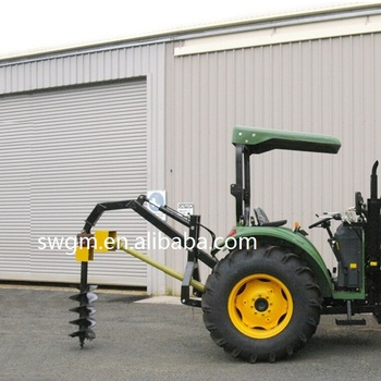 Pd40 40hp Tractor Hydraulic Post Hole Digger For Sale