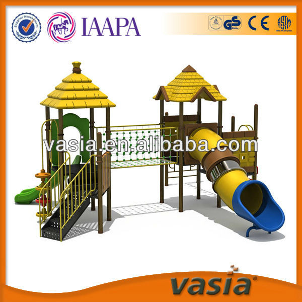 Castle Theme of Children Playground Equipment