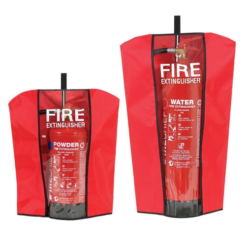 4 KG PVC fire extinguisher protective cover in fire extinguisher
