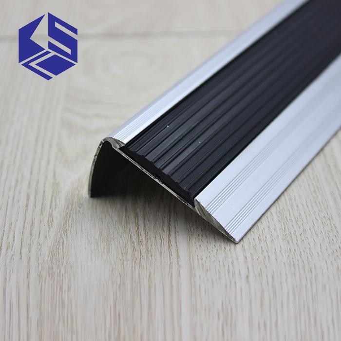 Stair Protector Tile Strip Stair Nose Aluminum Metal Step Edge Trim