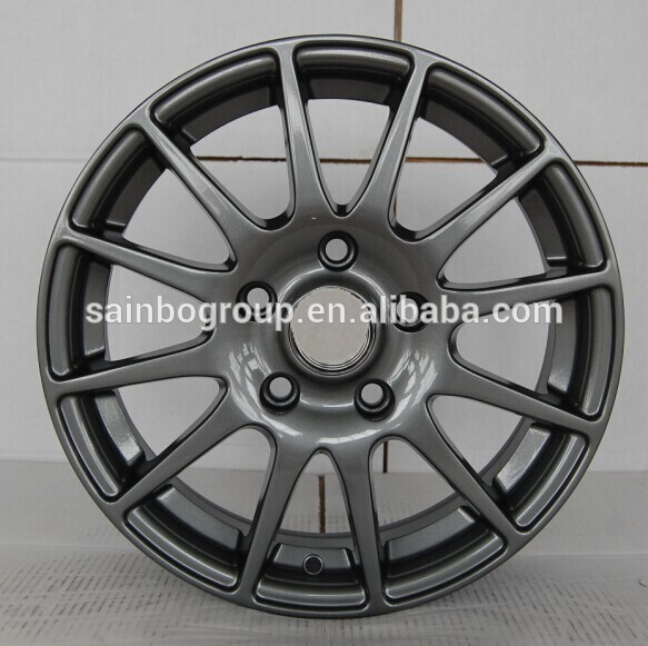 Color Car Wheels For Sale 18 Inch 5x114.3 Alloy Wheel China 5 Hole ...