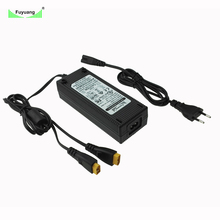 Dual output ac dc power supply 48V 2A with XT60 connector