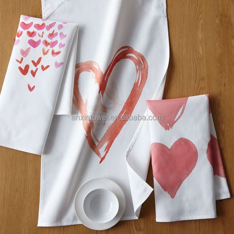 promotional plain linen Tea Towel ,dish towel,bulk kitchen towel