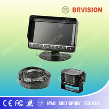 7 Pollice LCD rear view touch button <span class=keywords><strong>monitor</strong></span> & camera system