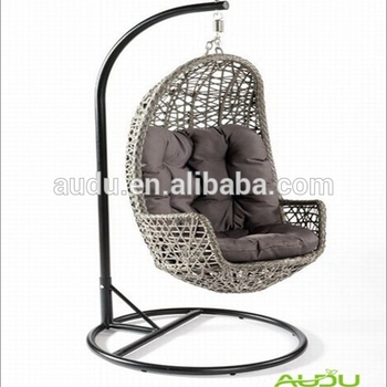 Audu Hanging Chair With Stand