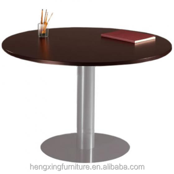 Fixed Base Small Round Office Conference Table Hxzs0057 Buy – Small Round Office Table
