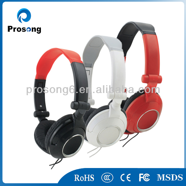 Hot sale Portable headset & headphone for skype