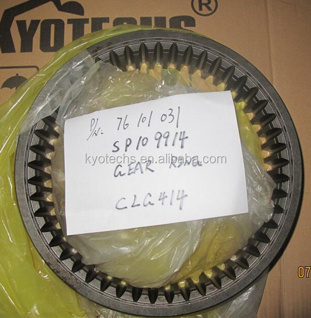 GEAR RING FOR 76 101 031 76101031 SP109914 CLG414 CLG920D CLG922DCLG925D CLG936D