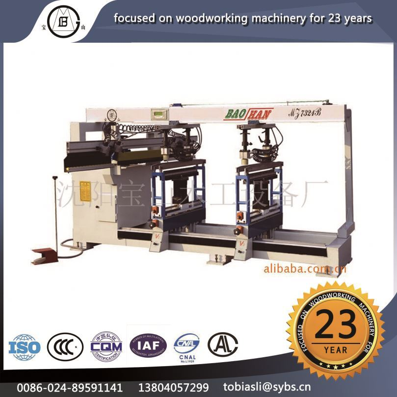 MZ-7321B Hot selling best price melamine pape multifunction Multi axis wood processing boring bar machine