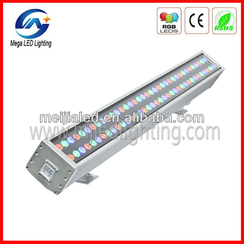 3w X 72 Rgb Led Wall Washer Lighted Backdrops For Weddings
