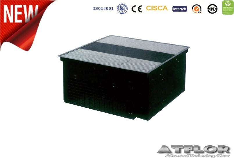Safe fan powered VAV terminal unit box for cooling