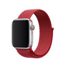 Ремешок на липучке для часов Apple, ремешок для часов Apple 42 мм 38 мм, iwatch серии 4 3 2 44 мм 40 мм, аксессуары для замены мягкого нейлонового браслета(Китай)