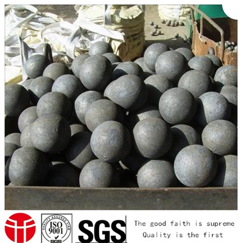 forged steel ball manufacture located in China
