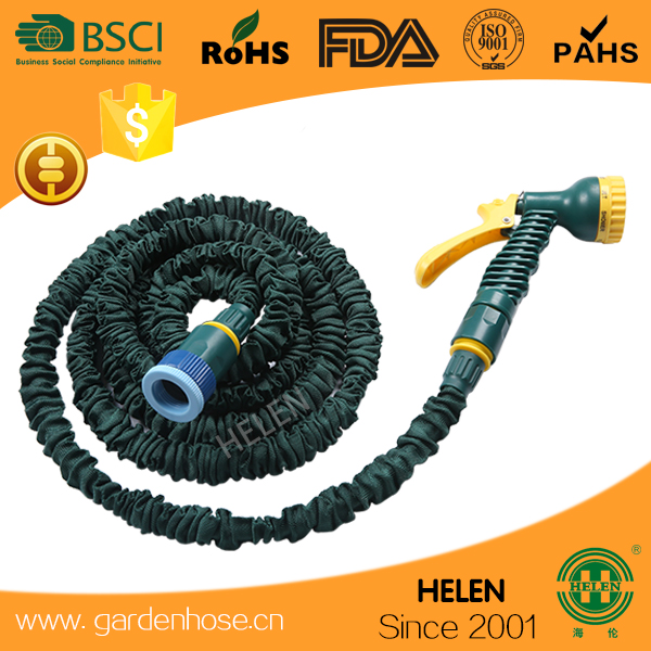 2017 world cup hose garden/ Expandable e hose / as seen on TV snake hose outdoor or home use Competitive korea Japan