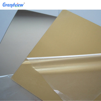 1mm thick acrylic mirror