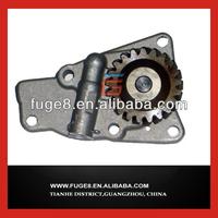 Cooler part 6209-51-1400 oil pump 6D95