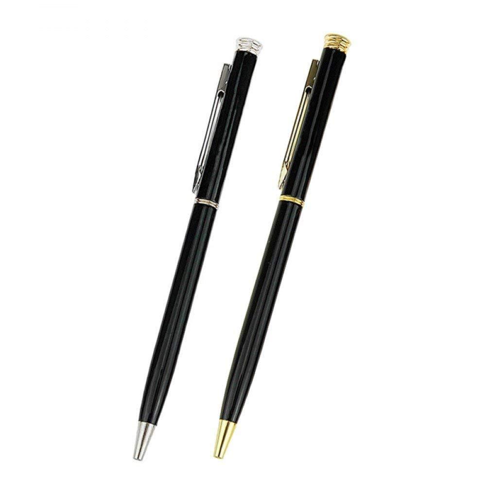 GMYANYZB Ballpoint pen Metal Ballpoint Pen Rotating Metal Money Clip Metal Luxury Ballpoint Pen Mb Roller Pen Office Stationary