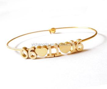 32473a21e487 Date Bracelet