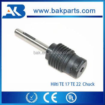 high quality hilti drill spare parts chuck te 17 te22 chuck sds type buy hilti drill quick. Black Bedroom Furniture Sets. Home Design Ideas