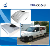 DC powered roof mounted vehicle refrigeration units YX-100D for van body fresh