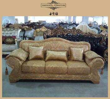 Clic Furniture Romania Price Fabric Sofa Cover 3041