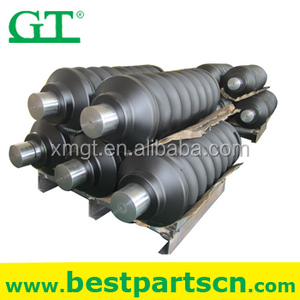 Sell Excavator VOLVO EC210BLC recoil spring track adjuster assembly spring recoil assy Idler adjuster excavator parts sf no.