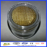 Alibaba China Stainless Steel Wire Cigarette Filter/Brass Smoking Pipe Screens/Cigarette Holder