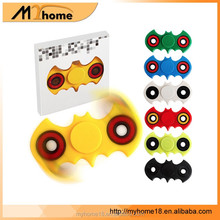 The spot very low prices colorful batmen spinner fidget spinner, The relief Batman hand spinner toys