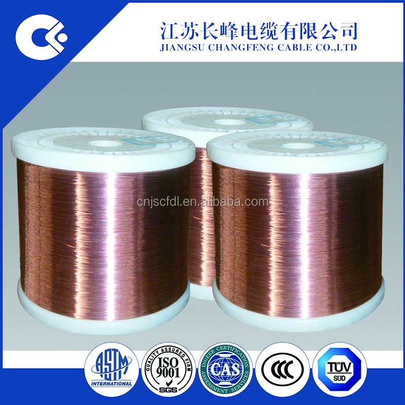 Copper Coated Aluminum Magnesium CCAM Alloy Wire